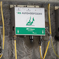 MS AutoHoofClean Concept by MS Schippers