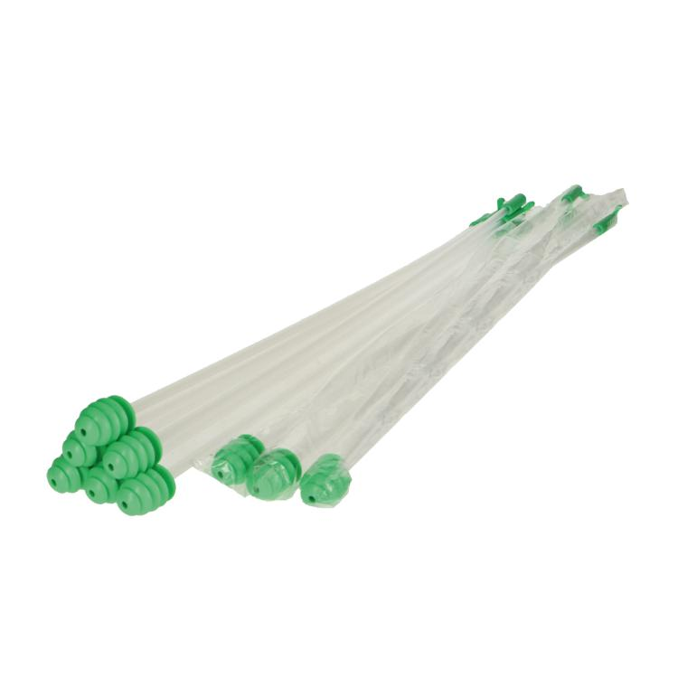MS Slatted catheter with cap, p/500